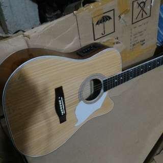 Gitar akustik elektrik colekcrak nea