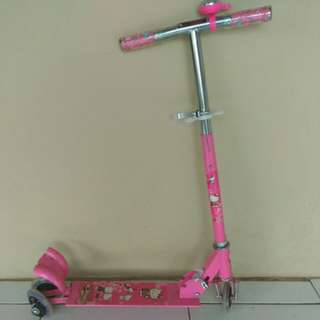 Scooter heloo kity