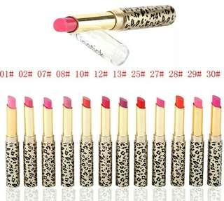 Long lasting Lipstick/2 pcs -$5.50