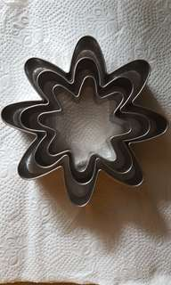 Cookie Cutters (unused) Good quality