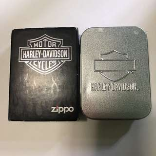 Harley Davidson Limited Edition Zippo Lighter