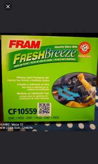 FRAM CAR Air-condition CABIN  FILTER