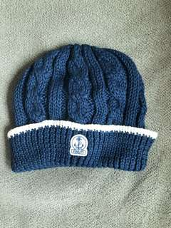 Fidelity Sportswear Navy Blue Beanie Hat 海軍藍 冷帽