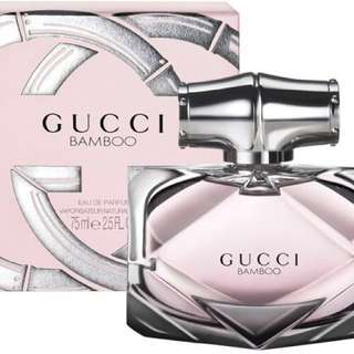Gucci Bamboo 75ml