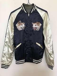 Vanquish Shibuya jacket 雙面褸 Size: S(not BAPE FCRB Nike)