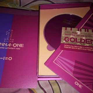 Album wanna one ori murah