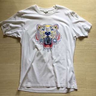 💯% Authentic Kenzo 🦁T shirt