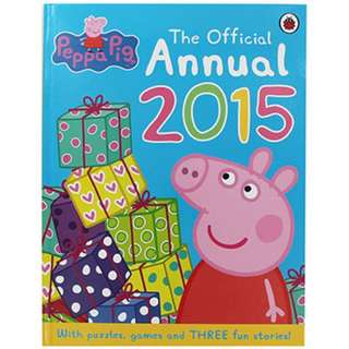 Peppa Pig: The Official Annual 2015 Peppa Pig: The Official Annual 2015