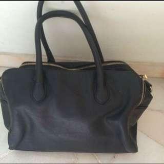 F21 Top Handle Sling Bag