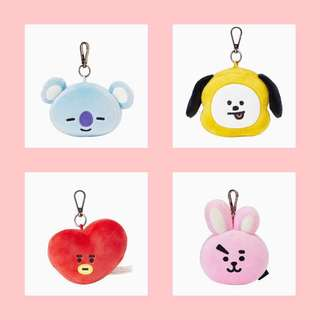 [READYSTOCK] BT21 Key Ring