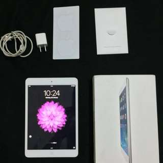 REPRICED!!! IPAD MINI 16GB Wifi Silver