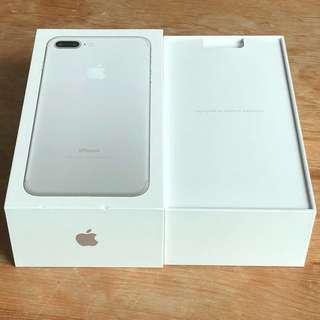 Apple  iPhone 7 Plus 📱 (Box only) 只出售吉盒