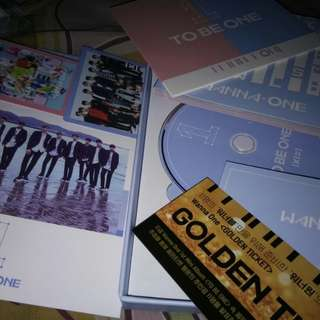 Album wanna one ori