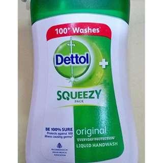 Dettol Hand Wash / Dettol Antiseptic Germicide