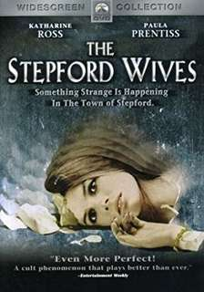 The stepford wives 1975 dvd