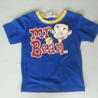 Mr. Bean tshirt