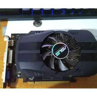 Asus GTX 750 2gb ddr5 graphic card