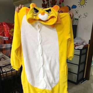 Onsie Lion suit, Pajamas