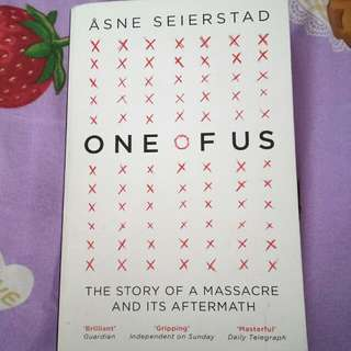 One of us, story of a massacre and its aftermath