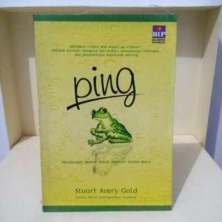 Ping by Stuart Avery Gold - Psikologi Series
