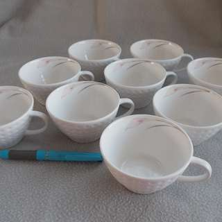 MIkasa Tea Cups