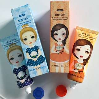The Orchid Skin Hand Cream