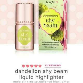 Benefit Dandelion High Beam