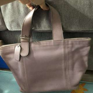 Coach Preloved handbag