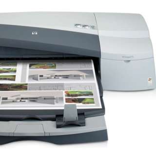 Hp Design Jet 111 Large Format Printer