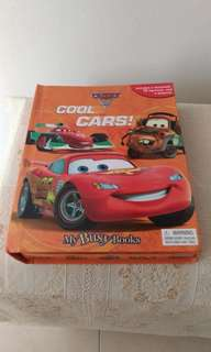 Cars 2 My Busy Books