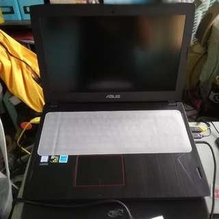 ASUS FX502VM