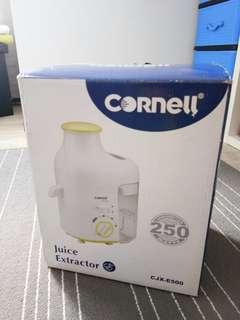 Cornell juice extractor
