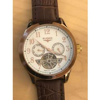 Elysee Vintage Chrono Watch