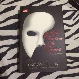 Phantom of The Opera by Gaston Leroux
