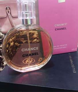 CHANEL CHANCE with BOX