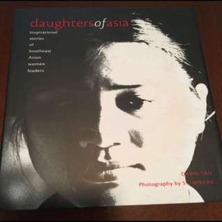 Daughters of Asia Pictorial Book