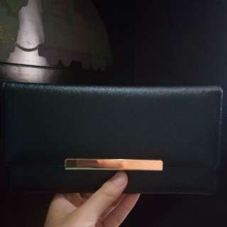 Primrose Black Wallet