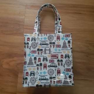 Waterproof Tote/Shopping Bag