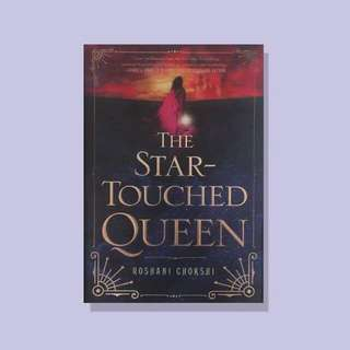 Star Touched Queen by Roshani Chokshi