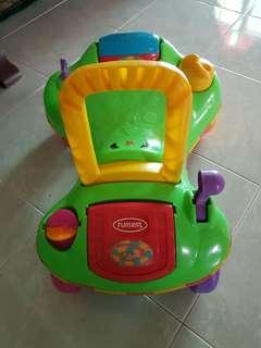 2 in 1 baby push walker