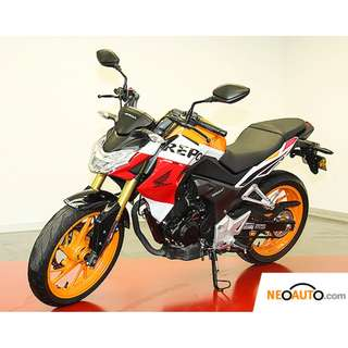 Honda New cb190R D/P $500 or $0 With out insurance (Terms and conditions apply. Pls call 67468582 De Xing Motor Pte Ltd Blk 3006 Ubi Road 1 #01-356 S 408700.
