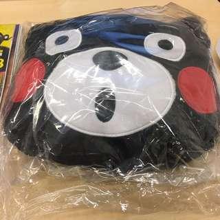 新 Monday x 熊本熊 毛毛 袋 bag