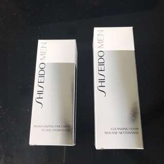 Shiseido MEN Skincare