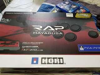 Ps4 Rap real arcade pro.v hayabusa
