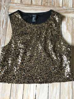 Forever 21 Crop Top ( REPRICE)