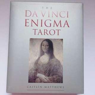Da Vinci Enigma Tarot Set