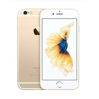 IPhone 6S Plus 128gb Gold Tanpa Kartu Kredit