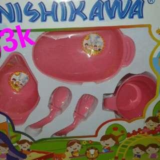 Peralatan Makan Nishikawa
