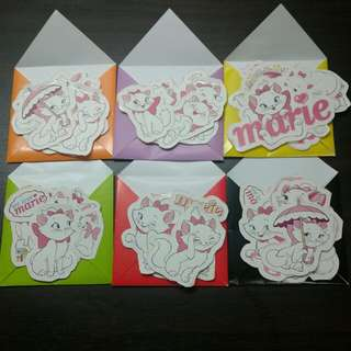 Marie Stickers