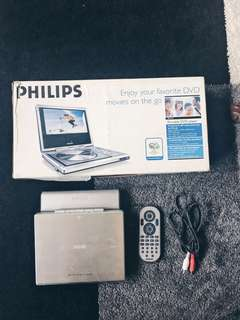 Portable DVD player - Philips